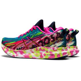 asics Noosa Tri 13 Shoes Women, digital aqua/hot pink